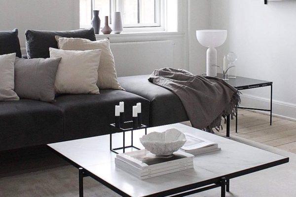 Kako izgleda sofisticirani minimalizam u domu poznate blogerice?