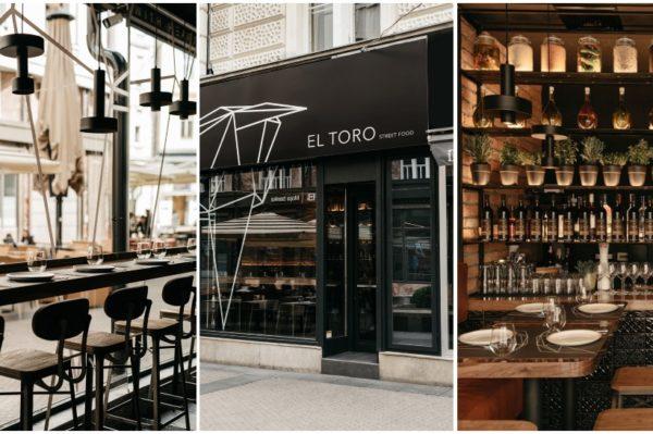 Otvorena street food varijanta El Toro restaurant&bara