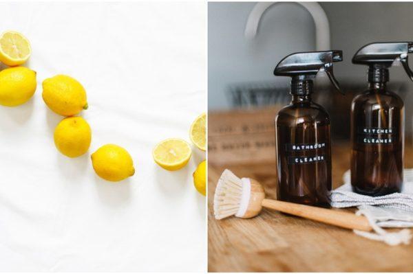 Nekoliko ideja i trikova za čišćenje doma s potpuno prirodnim sastojcima