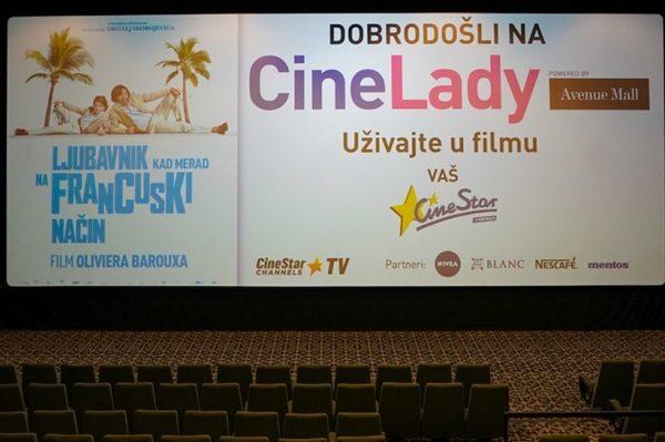 Francuska komedija koja će vas nasmijati do suza jučer je prikazana na CineLady projekciji