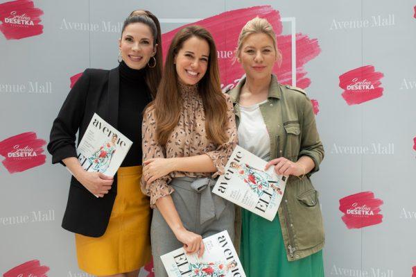 Avenue Mall, centar Novog Zagreba, okupio poznato društvo na predstavljanju novog magazina