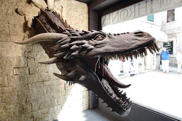 Split je dobio još jednu atrakciju – otvoren je Muzej Game of Thrones