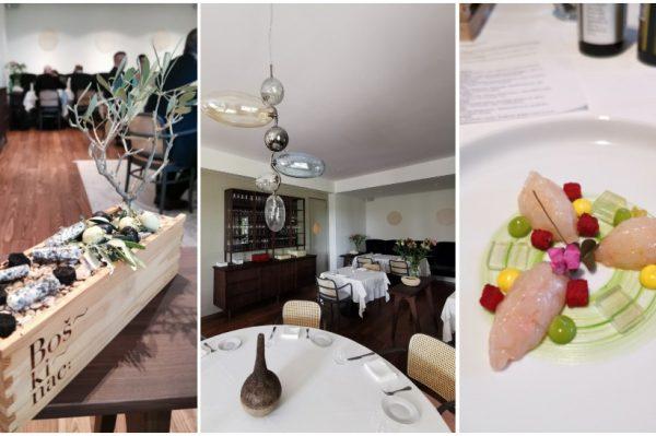 Posjetili smo redizajnirani hotel Boškinac i uživali u meniju mladog chefa Matije Bregeša