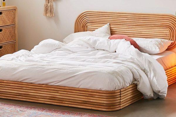 Boho krevet u kojem bismo voljeli provesti ljetna jutra i večeri