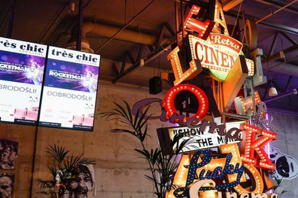 Oduševljenje filmom Rocketman na Tres Chic večeri u Kaptol Boutique Cinema