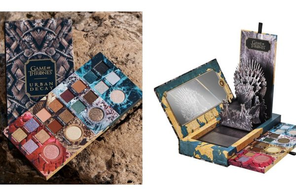 Osvojite najcool paletu sezone – Urban Decay x Game of Thrones