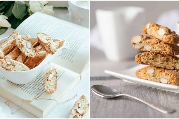 Cantuccini – talijanski keks s bademom za slatko poslijepodnevno grickanje