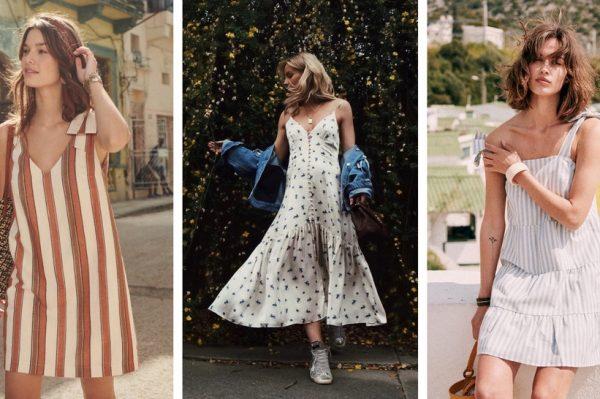 Prekrasne haljine kao stvorene za ležeran, a stylish vikend