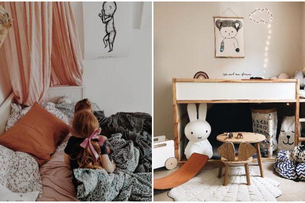 Inspiraciju za super dječje sobe našli smo kod hrvatskih mama blogerica