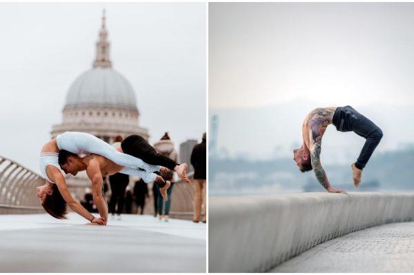 Journal Man: Influencer kojega biste trebali pratiti ako vas zanima yoga