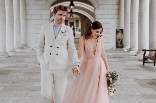 Britansko blogersko vjenčanje o kojem se ovog vikenda pričalo