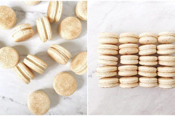 Macaronsi s cimetom – slatki zalogaji koji popravljaju raspoloženje