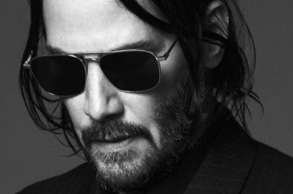 Journal Man: Keanu Reeves je novo lice Saint Laurenta