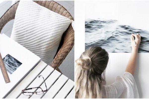 Seascape – ultimativni uzorak za ljetnu sezonu koji želimo na zidovima