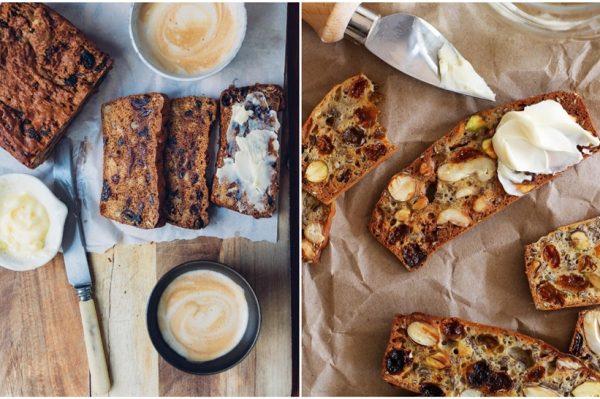Slatki kruh sa suhim voćem i orašidima za početak vikenda