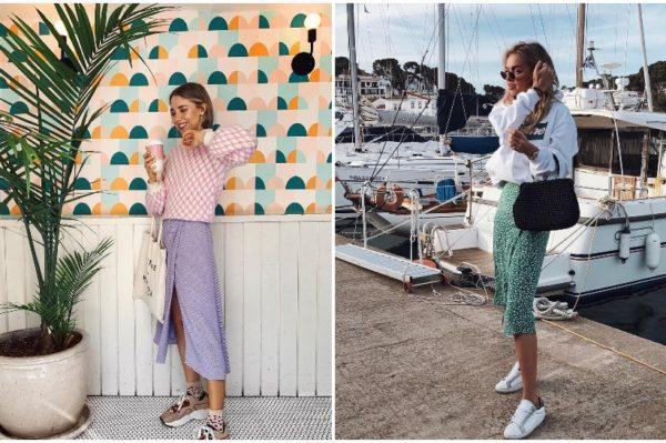 Sweatshirt i suknja za ležernu vikend kombinaciju – imamo najbolje komade s kojima ćete ju ostvariti