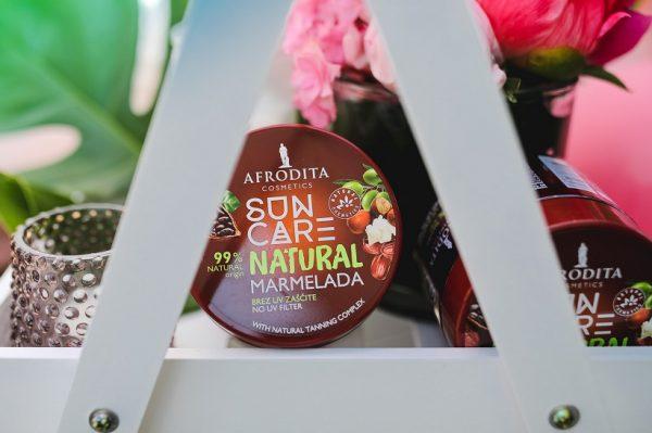 MARMELADA NATURAL je novi proizvod Kozmetike Afrodita