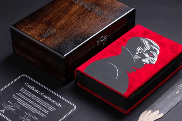 Genijalan kolekcionarski Dracula s potpisom hrvatskih autora