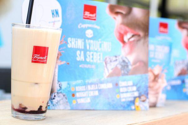 Novi osvježavajući  kokteli za ljetnu sezonu s omiljenim cappuccinom