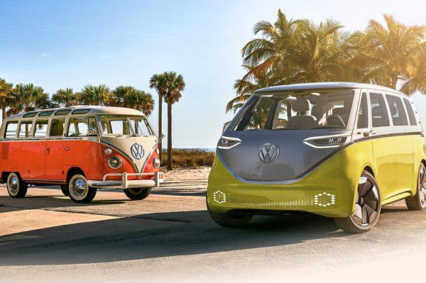 Journal Man: Omiljeni Volkswagen multivan dolazi u novom, električnom izdanju