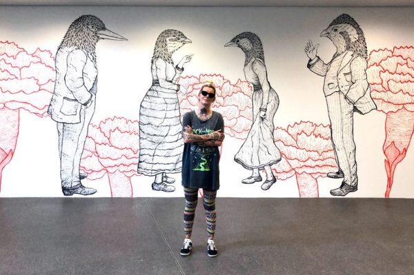 OKO izvodi jedan od najvećih murala do sada, ovog puta u Frankfurtu