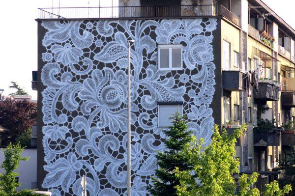 U Sisku je osvanuo prekrasan mural