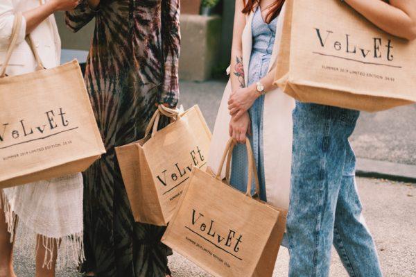 Kako stilistice nose novu 'it' torbu s Velvet potpisom?