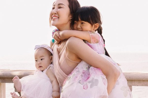 Chriselle Lim i njene djevojčice obožavaju #twinning kombinacije