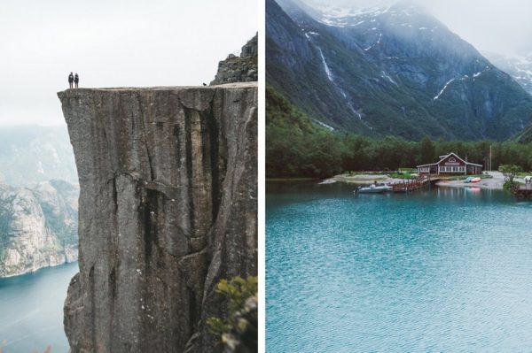 Matea je s dečkom napravila roadtrip po Norveškoj, a fotografije su genijalne