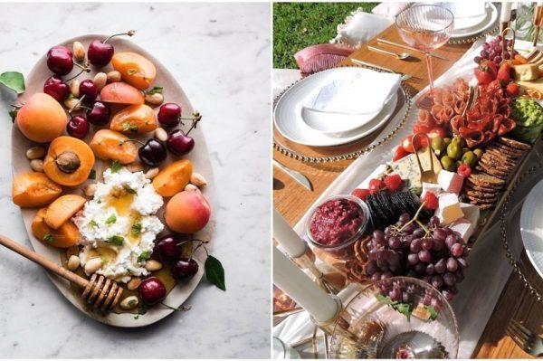 Fruit platter – inspiracija s Instagrama za najljepša druženja s prijateljima