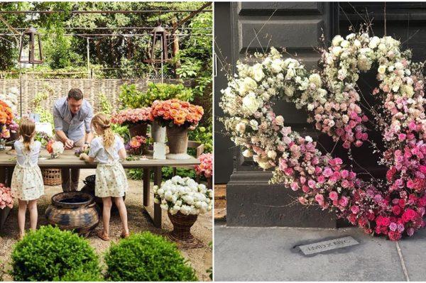 Njujorški cvjećar i stilist kojeg je za svoj 'baby shower' angažirala i Meghan Markle