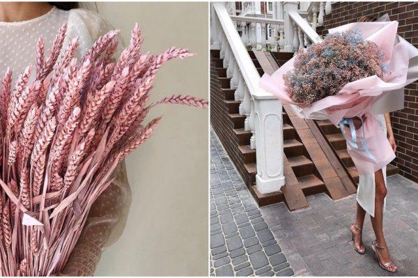 Ukrajinska cvjećarnica iz cvjetnih buketa radi prava remek djela