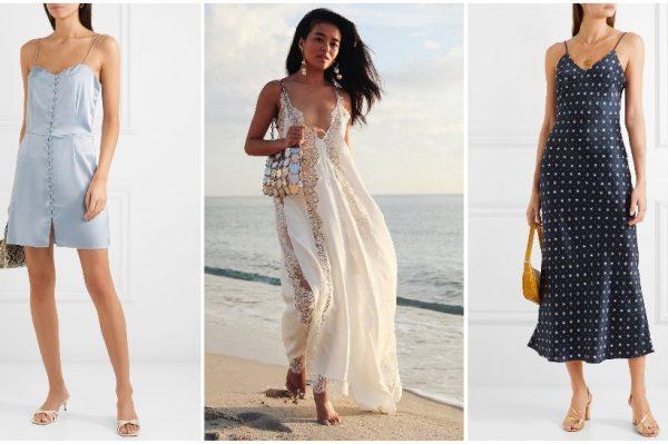 Slip haljine koje nikad nećete izbaciti iz ormara