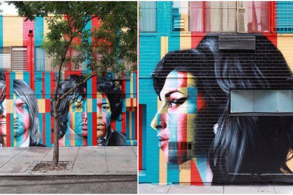 Prekrasan hommage Amy Winehouse i svim članovima 'kluba 27'