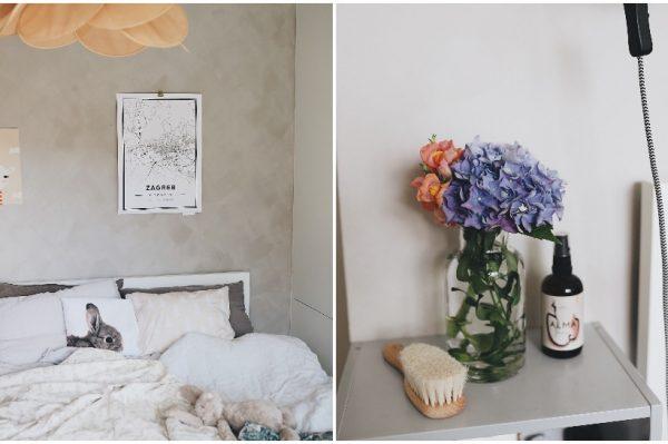 Kako urediti kutak za sebe u maloj spavaćoj sobi?
