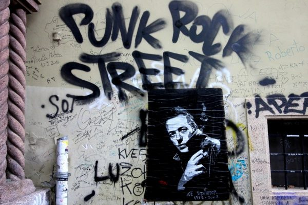 Zagreb je dobio Punk Rock ulicu!