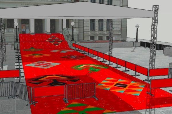 Novi crveni tepih Sarajevo Film Festivala