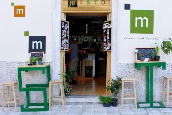 Upoznajte 'Misto' -simpatičan splitski street food