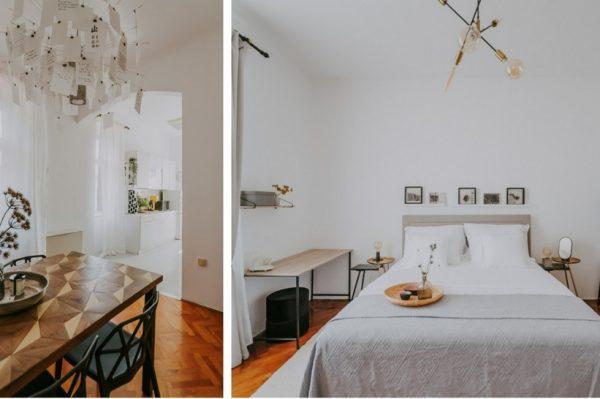 Pulski apartman Alloro nekad je bio obiteljski stan, a danas je divno mjesto za odmor