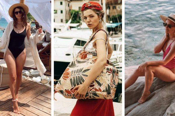 Naše insta-cure otkrile što skrivaju njihove torbe za plažu