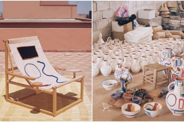 LRNCE je marokanski studio koji njeguje beduinsku tradiciju ukrašavanja
