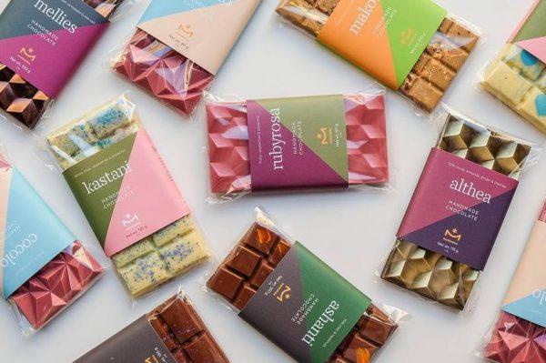 Srpske čokolade neobičnih okusa koje ćete poželjeti probati, a uz to i izgledaju divno