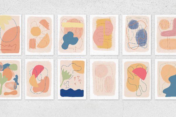 Ana Tevšić Nauković ima divne nove ilustracije kojima ćete poželjeti ukrasiti svoj dom