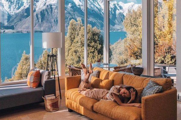Znate li gdje se nalazi hotel s najljepšim pogledom na jezero i planine?