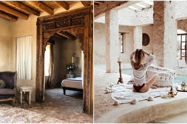 Boutique villa Anouk u Maroku omiljeno je mjesto koje posjećuju blogerice
