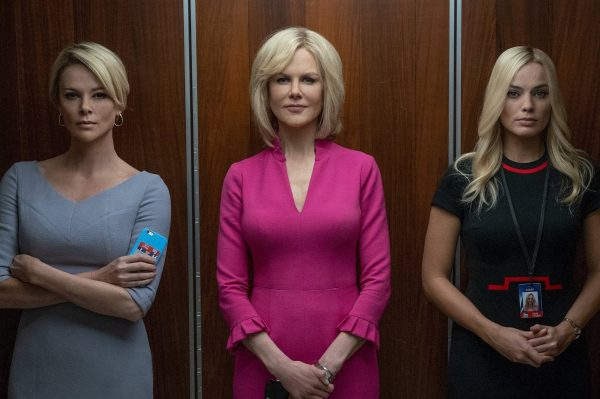Charlize Theron, Nicole Kidman i Margot Robbie u filmu o jednom od najvećih tv skandala