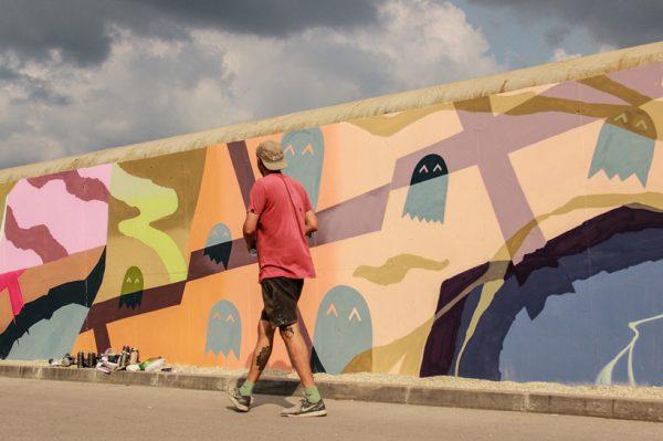 Chez186 je 'rasturio' s novim muralom