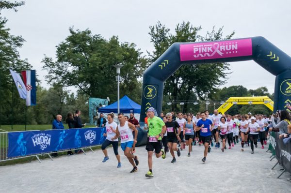 Bundek će krajem rujna ugositit brojne trkače ujedinjene u jednoj zajedničkoj misiji – borbi protiv raka dojke