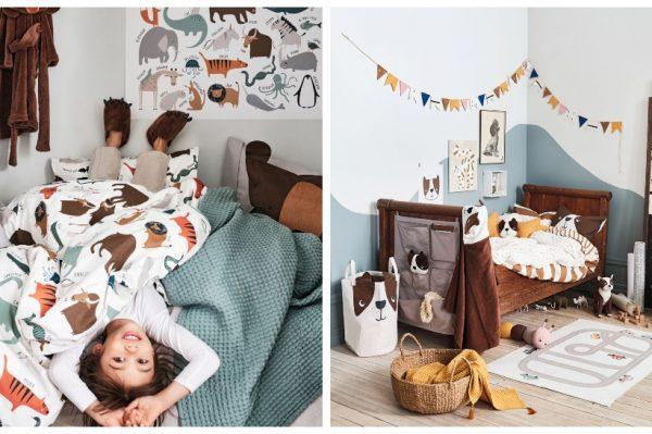 Stigla je H&M Home kolekcija koja će sobe najmlađih pretvoriti u prave male oaze za istraživanje