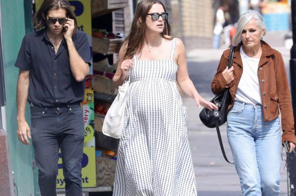 Street style inspiracija: Keira Knightley nosi Sheriff & Cherry sunčane naočale